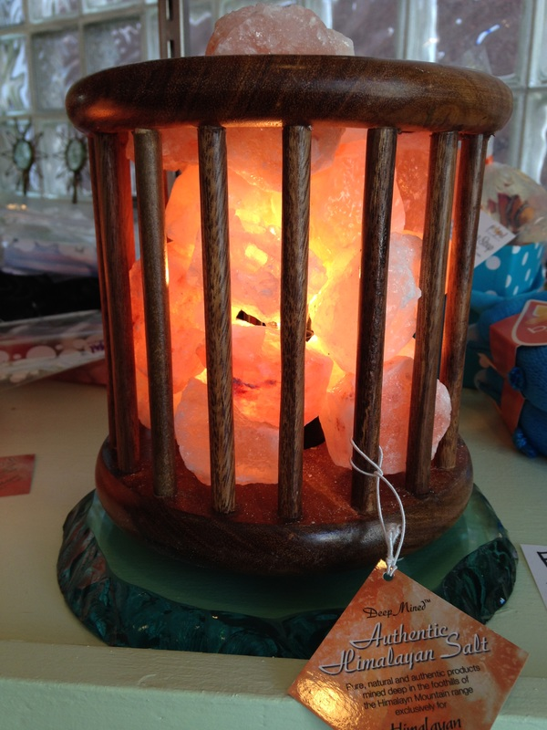 Himalayan Salt Lamp Sleep Apnea : Bath and Body Creations Inspired by Jan - Blog